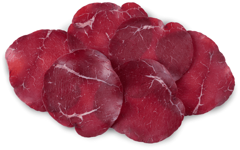 Bresaola Product Example